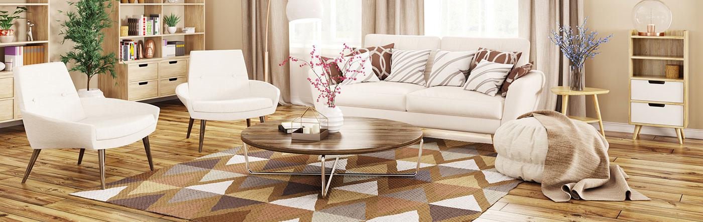 Moderne Teppiche – Teppich Zentrum Almiran